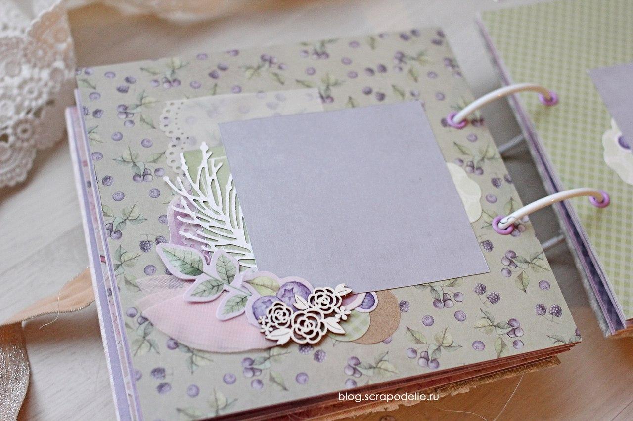 Скрапбукинг альбом инста-бук СкрапМир