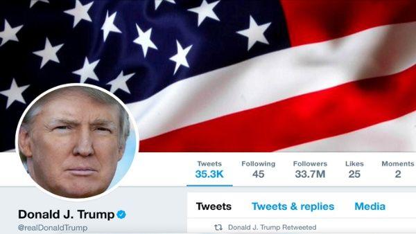 Empleado que dejaba Twitter desactiva cuenta de Trump
