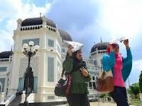 Medan Panas Kali Bah ! Suhu Mencapai 36,5 Derajat