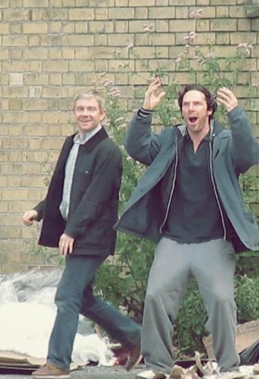 The League of British Artists: Sherlock Season 3 SPOILERS ...