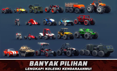 Download Mini Racing Adventures Mod Apk Terbaru Gratis (Unlimited Money), Nama : Mini Racing Adventures Apk, Kategori : Balapan, Versi : Terbaru, OS : 3.2+, Developer :Minimo, Mod : Unlimited Money,Link Download Mini Racing Adventures Mod Apk,