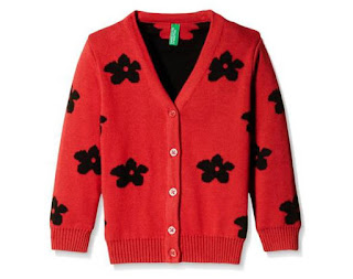 United Colors of Benetton Girls Sweater