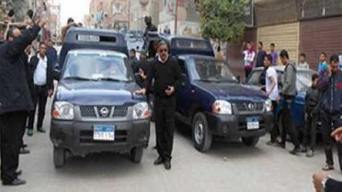 تفاصيل الكامله لسقوط المتهمين بالهجوم على محل مجوهرات حدائق الأهرام