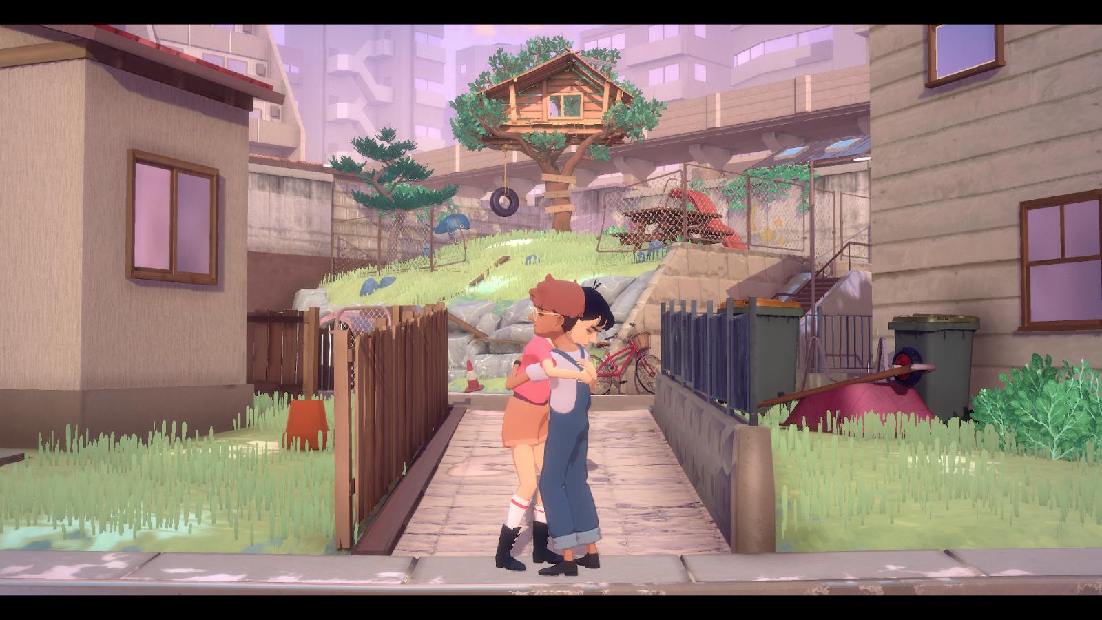 The Gardens Between Gameplay
