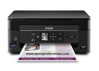 Epson Expression Home XP-340 Driver & Software Download For Windows and Mac OS