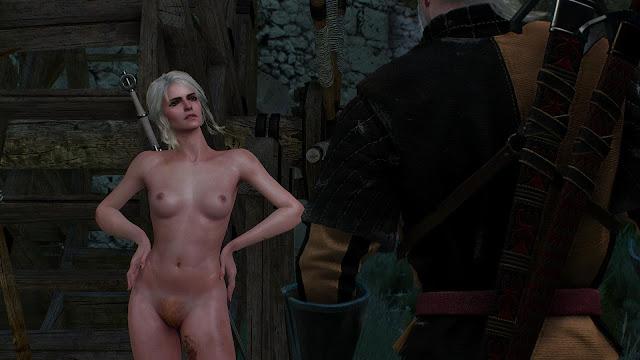 nude females in video games