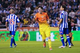Deportivo La Coruña vs Barcelona
