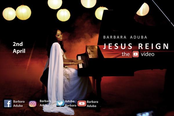 Barbara Aduba. Jesus Reign. Gospel Redefined