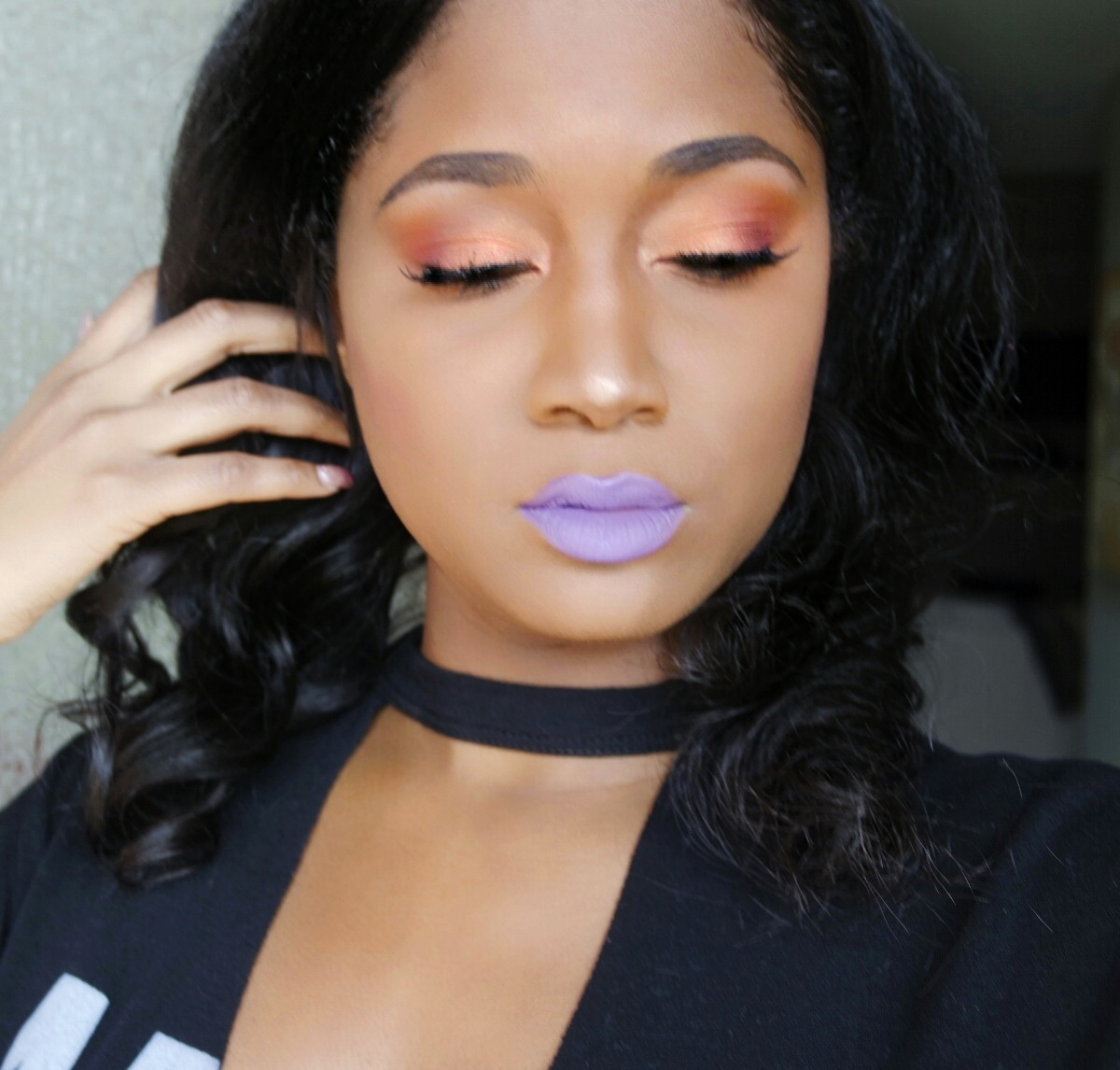 Coloured Raine Matte lip Paint