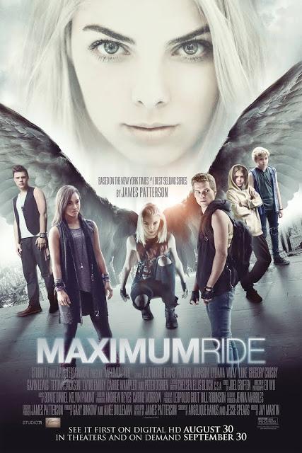 Maximum Ride (2016) Subtitle Indonesia