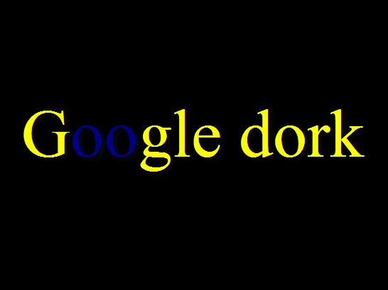 Tội phạm máy tính | [Hack crack] Tổng hợp Google Dork