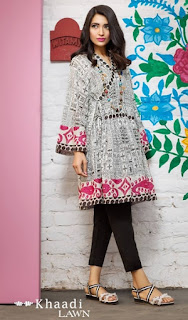 fca793ddca And Khaadi Lawn 2017-2018 Vol 1 is a magazine that completely follows the  ideology of Khaadi. So let's shine this spring summer with Khaadi and  celebrate ...