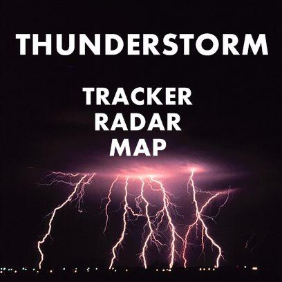Thunderstrom tracker & radar