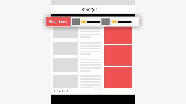 Etiket Duyarlı Son Yayınlananlar Blog Haberleri Widget Eklentisi