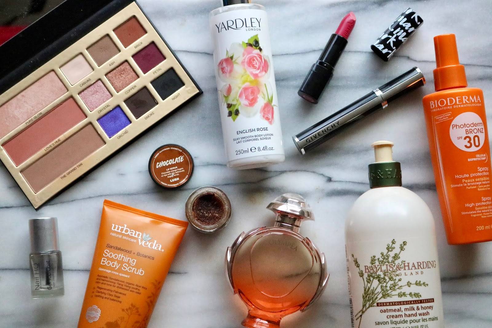 The Beauty Essentials I've Been Loving This Summer