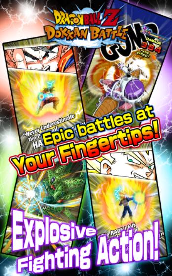 Dragon Ball Z Dokkan Battle v2 4 2 Online Apk MOD Free - screenshot AGO
