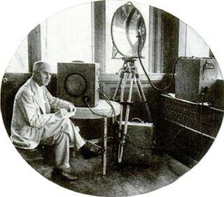 An Early Schenectady Communications Experiment