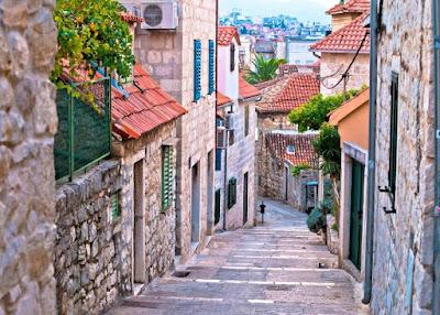 улочки старого Сплита