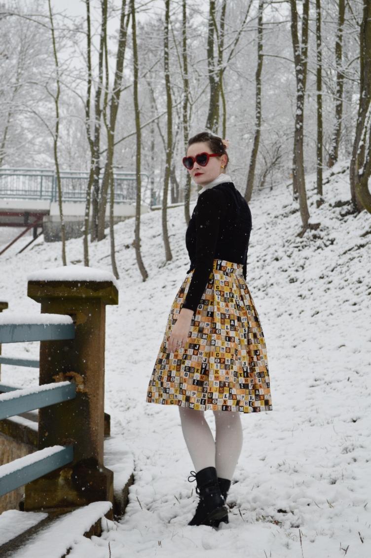 fashion blogger, personal style, lolita, diy, selfmade, dress, pin-up, quaintrelle, georgiana quaint