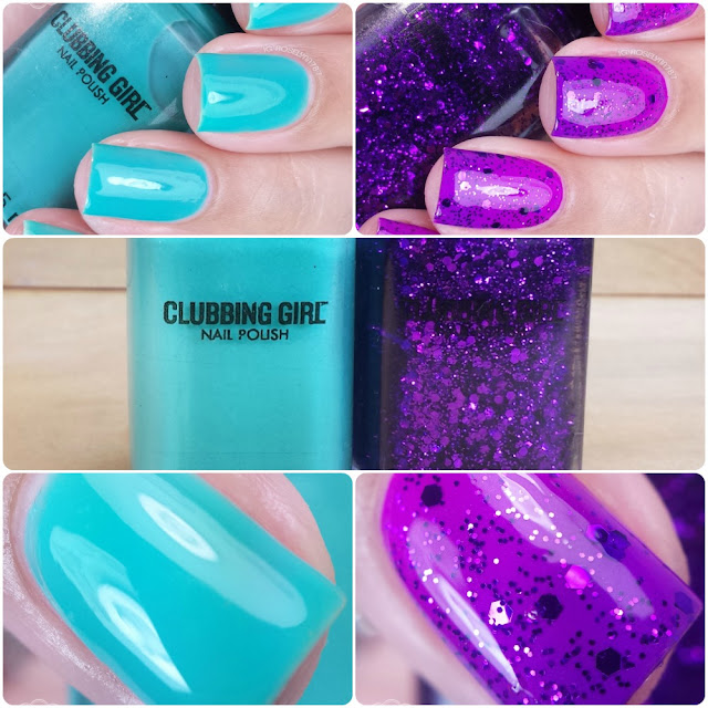 Review - Clubbing Girl Polish