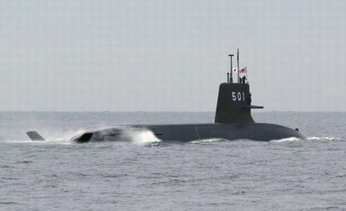 kapal selam Soryu