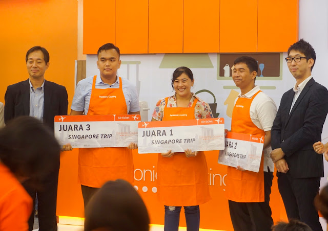 Panasonic Cooking Competition