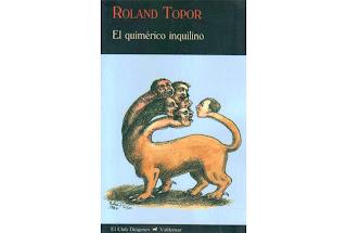 Reseña El quimérico inquilino Roland Topor