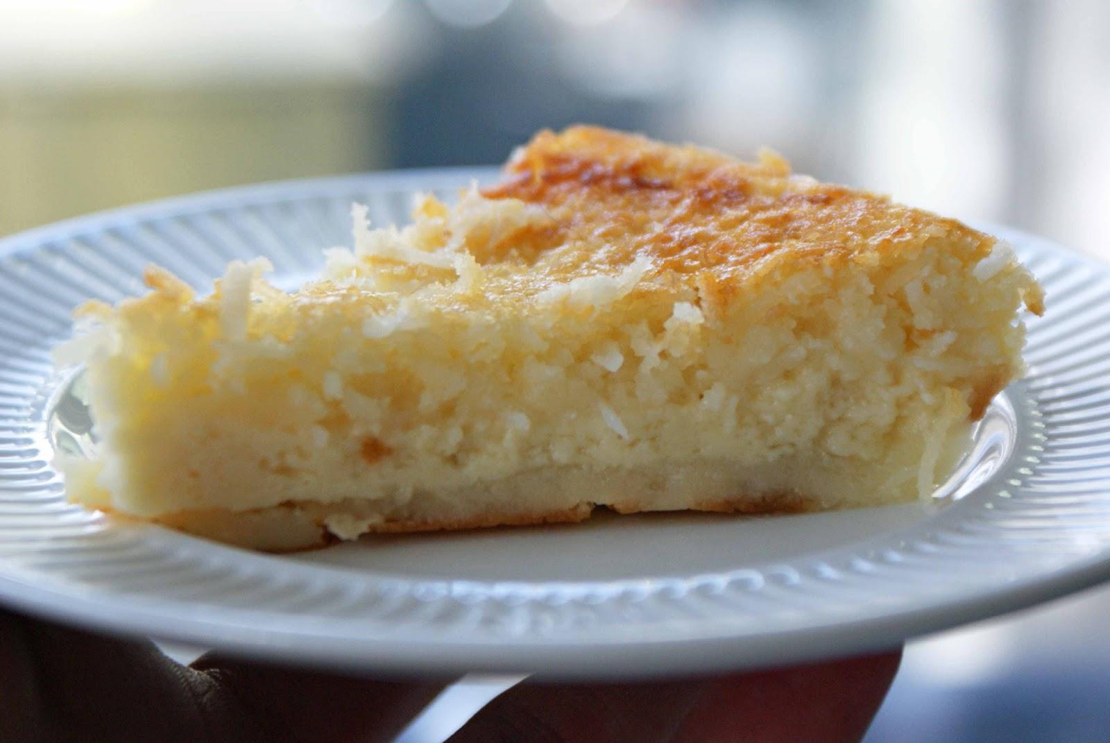 Impossible Coconut Cake Recipe