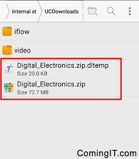 How To Fix Retrying Or Download Failed In Uc Browser