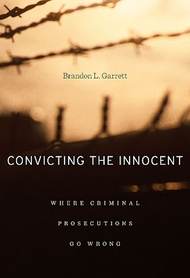 Convicting the Innocent book jacket