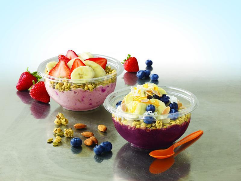 Fresh Berry Yogurt Locations