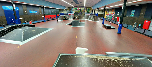 skate parc dijon