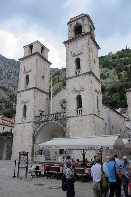 Montenenegro, Kotor, kerk