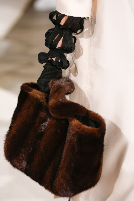 luxury bag | Loewe Fall 2016 Paris Fashion Week