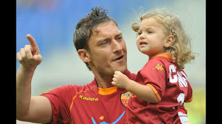 Totti And Child