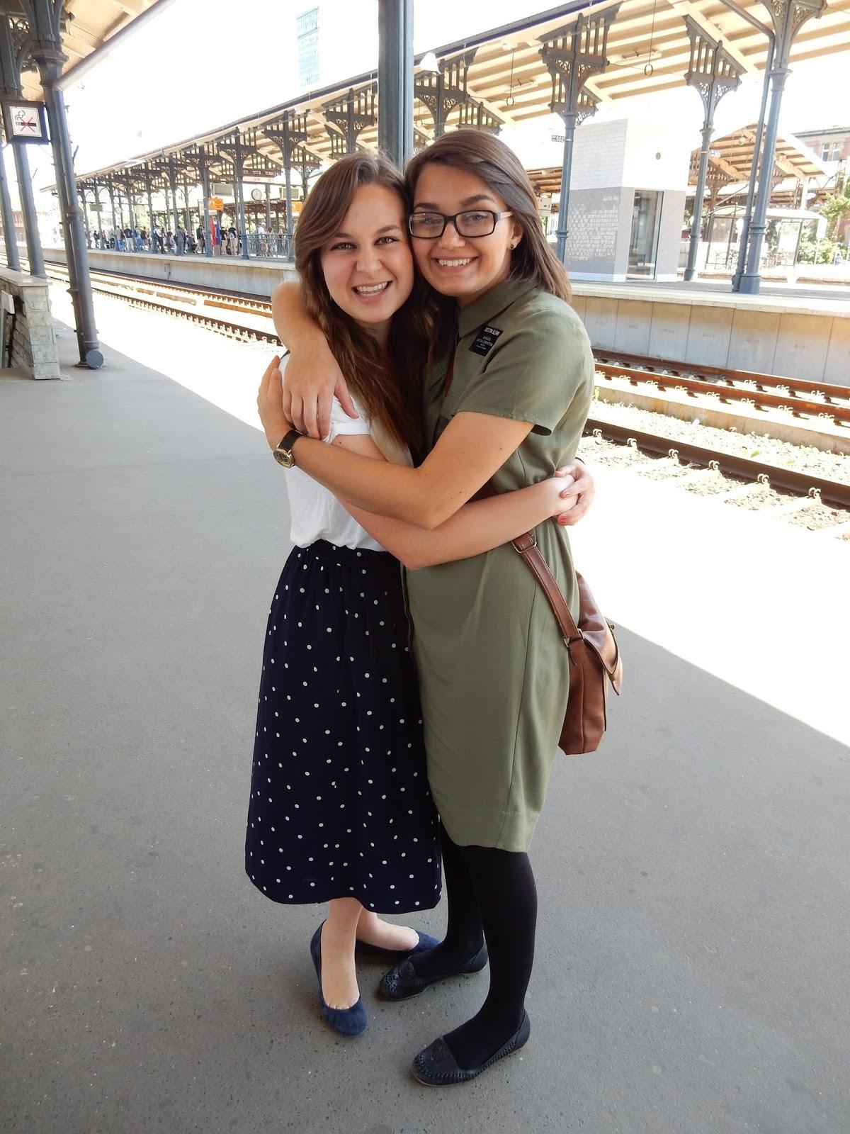 Teen girls in Szczecin