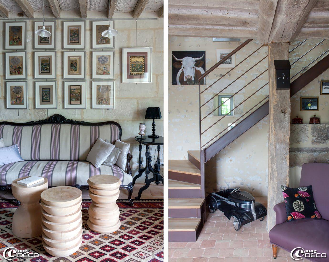 la maison d 39 hector e magdeco magazine de d coration. Black Bedroom Furniture Sets. Home Design Ideas