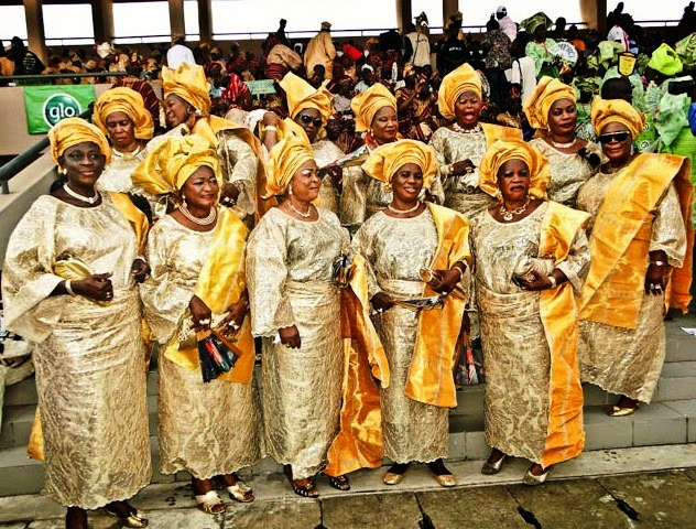 Image result for Awujale happy for witnessing Ojude-Oba festival, thanks Nigerians for their prayers