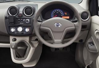 Fitur Mobil Datsun Redi Go