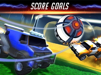 Download Rocketball Championship Cup Apk Mod Money Terbaru
