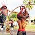 Tarian Caci berasal dari Suku Manggarai