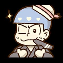 會動的♪ 小松先生×三麗鷗可愛明星