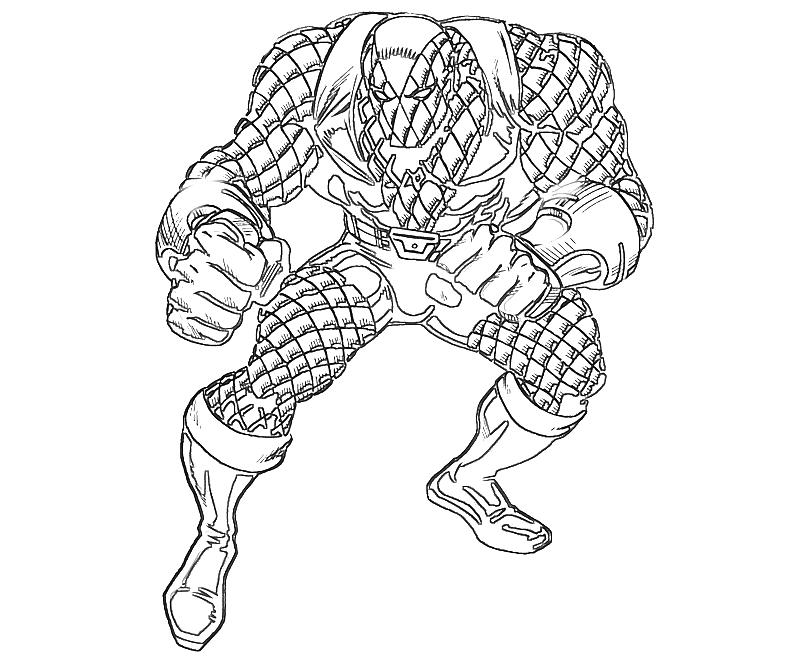 Marvel Ultimate Alliance 2 Colossus Sideview