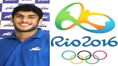Avtar Singh for Summer Olympics Judo 2016 Sports from India