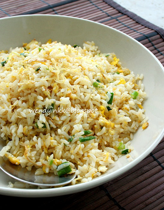 Table for 2.... or more: Ginger Egg Fried Rice ...