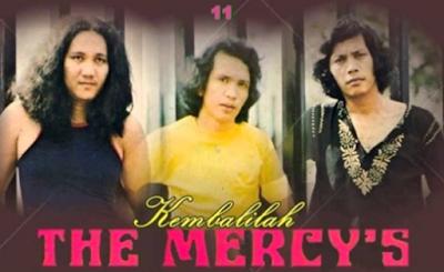 Kumpulan Lagu The Mercy's Mp3 Terlengkap Full Album Rar, The Mercy's, Lagu Kenangan, Tembang Kenangan,