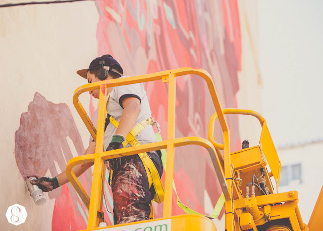 Street Art By Mexican Artist Smithe In Spain For Asalto Urban Art Festival 2013. 5