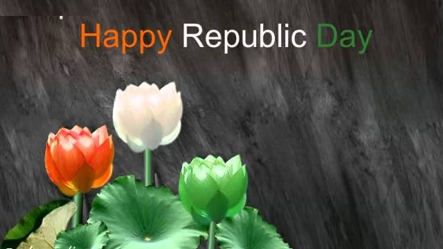 Republic Day Best India Flag Pictures