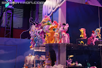My Little Pony Plush Display