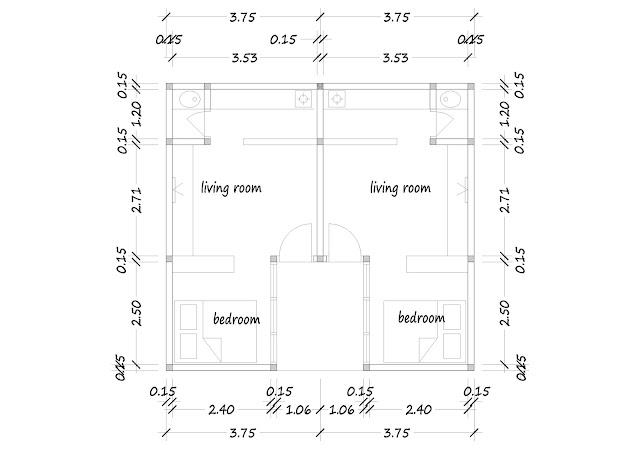 Boarding house plan 16
